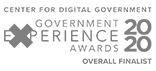 Government Experience Winner 2018