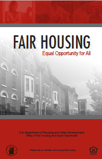 Fair Housing: Equal Opportunity for All booklet