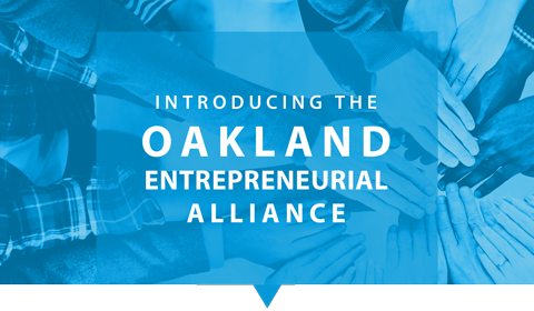 Introducing The Oakland Entrepreneurial Alliance