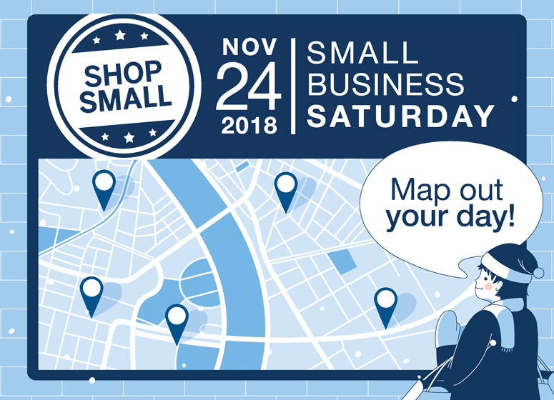 Shop Small Map Plan Your Day! Locations and Incentives | Shop Small Oakland County Shop Small Map