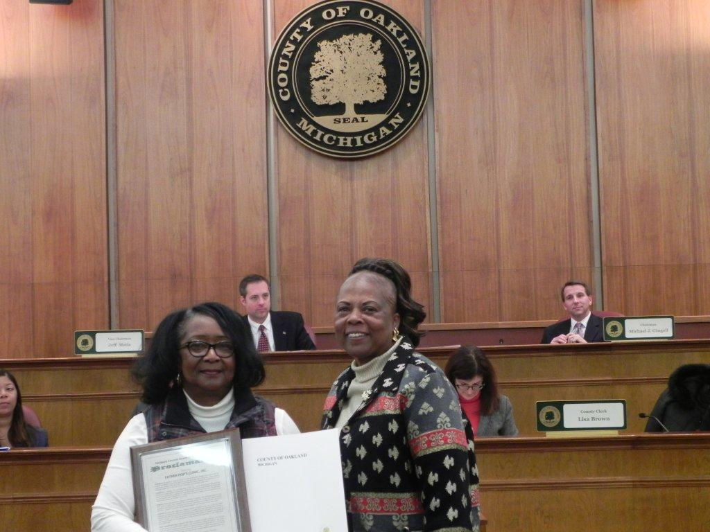 Michigan oakland county franklin - On November 19 2014 The Oakland County Board Of Commissioners Honored Father Pop S Clinic Inc Which Provides Free And Affordable Health Care To