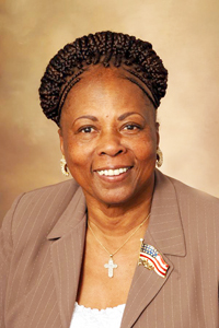 Oakland County Commissioner Mattie McKinney Hatchett