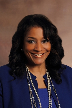 Oakland County Comissioner Janet Jackson