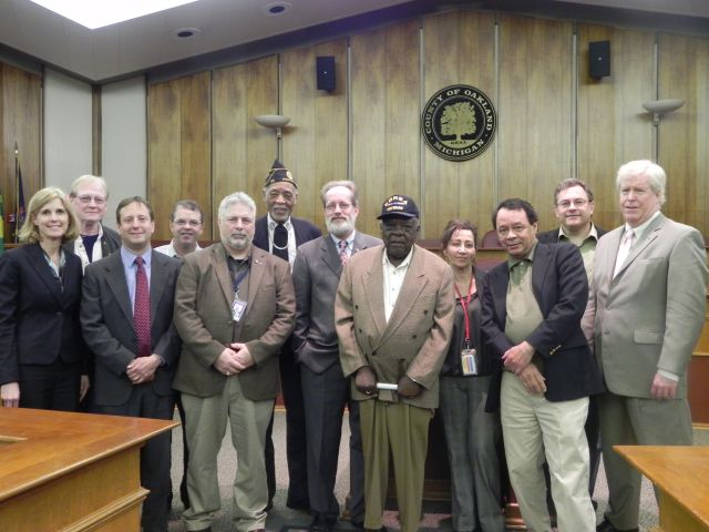 "Dr. Lisa Goodman, Tom Devine, Garth Wooten, C.J. Felton, Mark A Meadows, H. Bil Maxey, Commissioner Jim Nash, Joe Woods, Ibtisam ""Sam"" Babbie-Gill, Daniels Brightwell, Jeff Brown, Mark Craig"