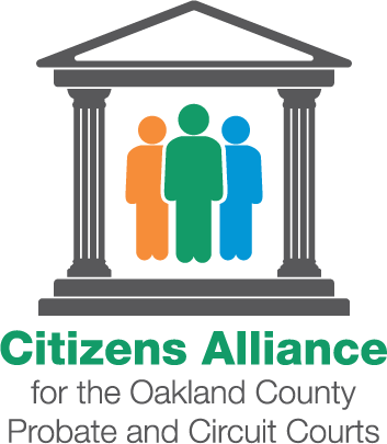 Citizens Alliance For The Oakland County Probate And Circuit Courts