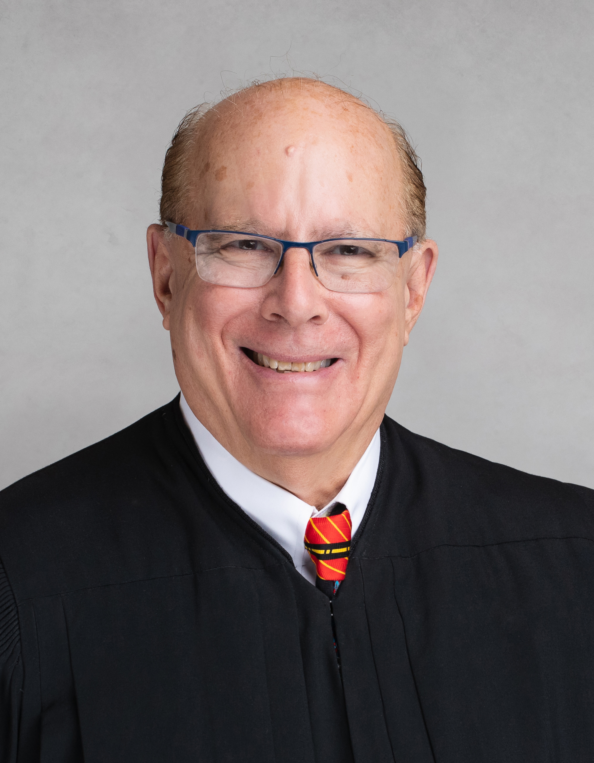 Judge James M. Alexander