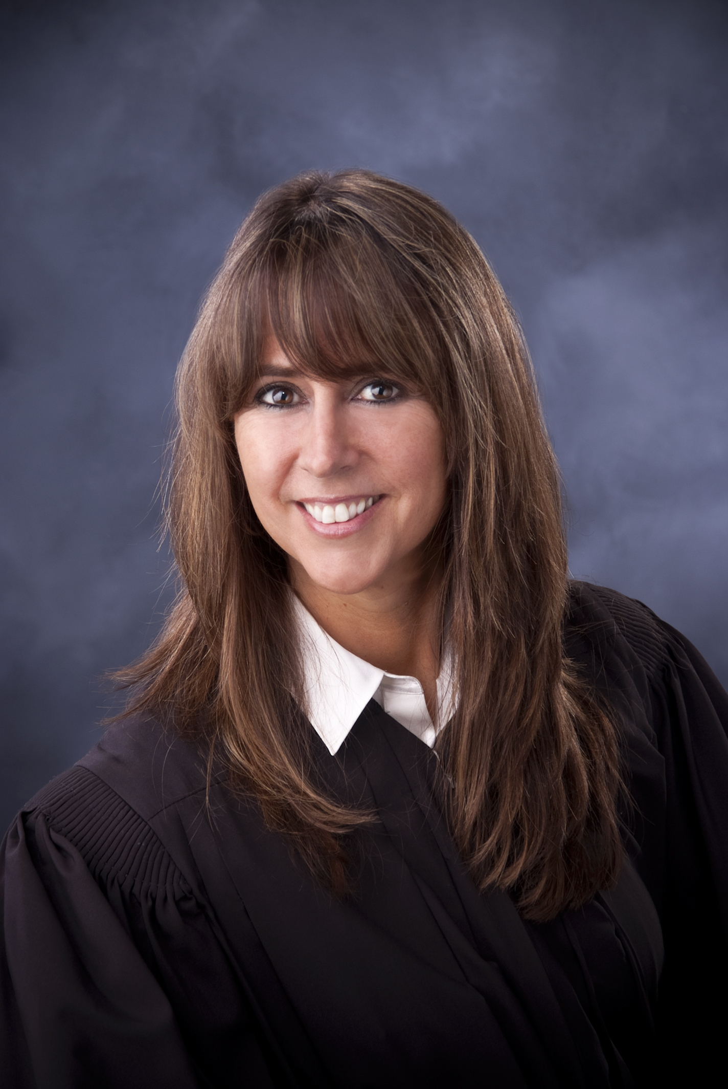 Honorable Judge Julie Nicholson Portrait