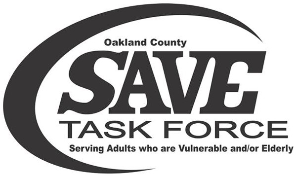 Oakland County Save Task Force: Serving Adults who are Vulnerable and/or Elderly