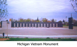 Michigan Vietnam Memorial