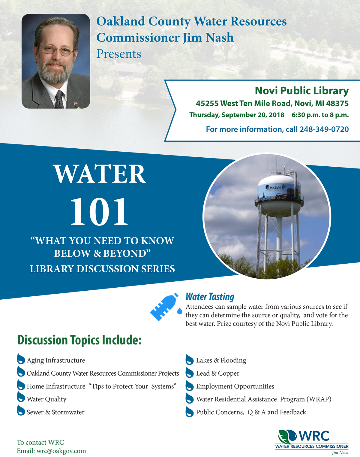 WRC Sewers and Water Quality Novi Library.png