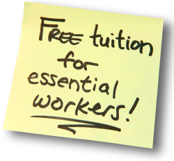 Free Tuition Note